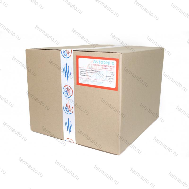 Упаковка AVTOTEPLO 2D